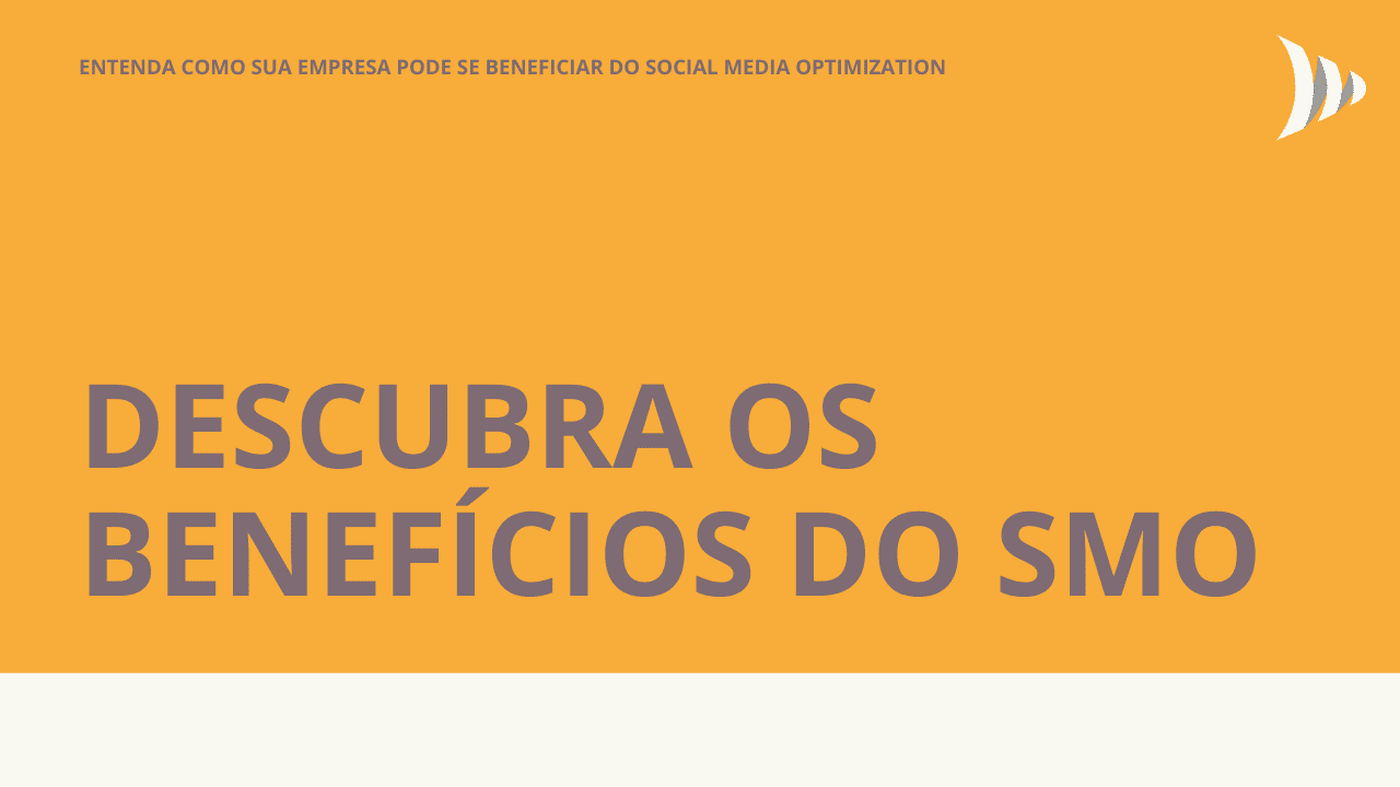Benefícios do Social Media Optimization (SMO)