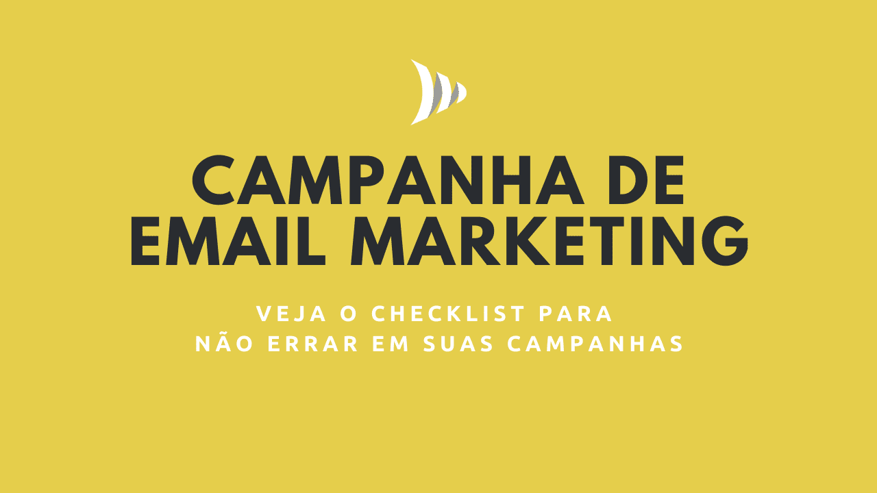 Checklist campanha email marketing