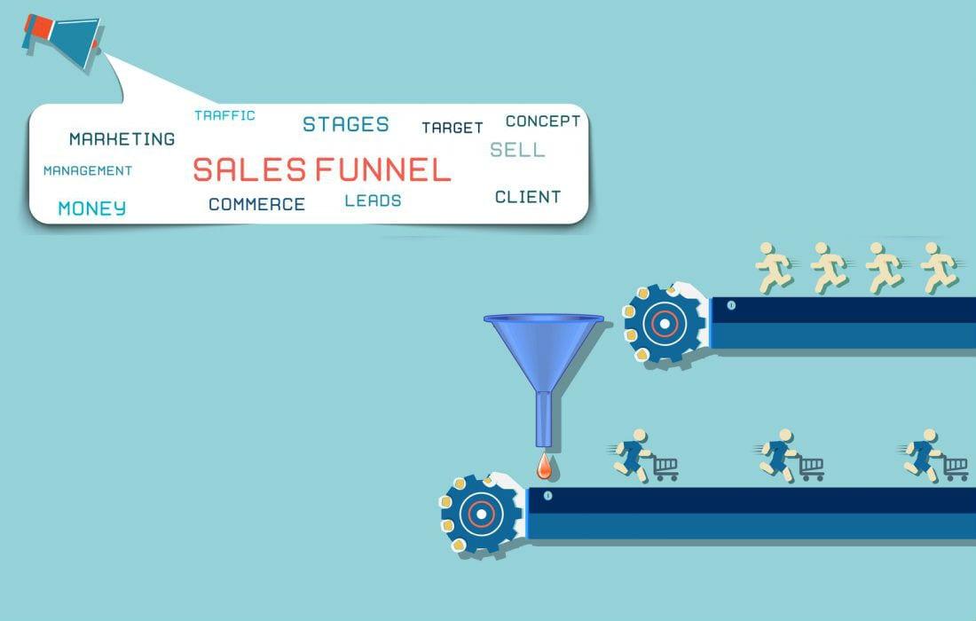 Funil de vendas visões estratégicas