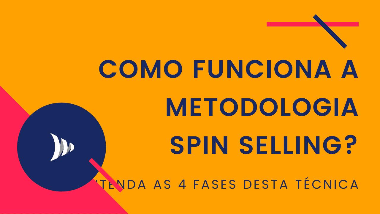 Fases da SPIN Selling metodologia
