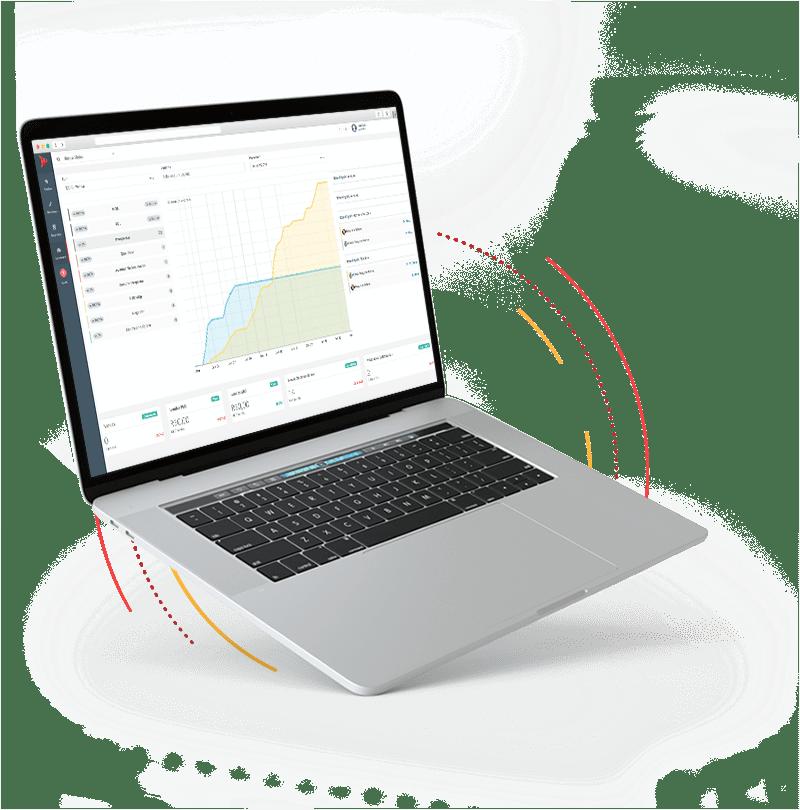 Relatórios de vendas com dashboard | Sistema de CRM de Vendas PipeRun