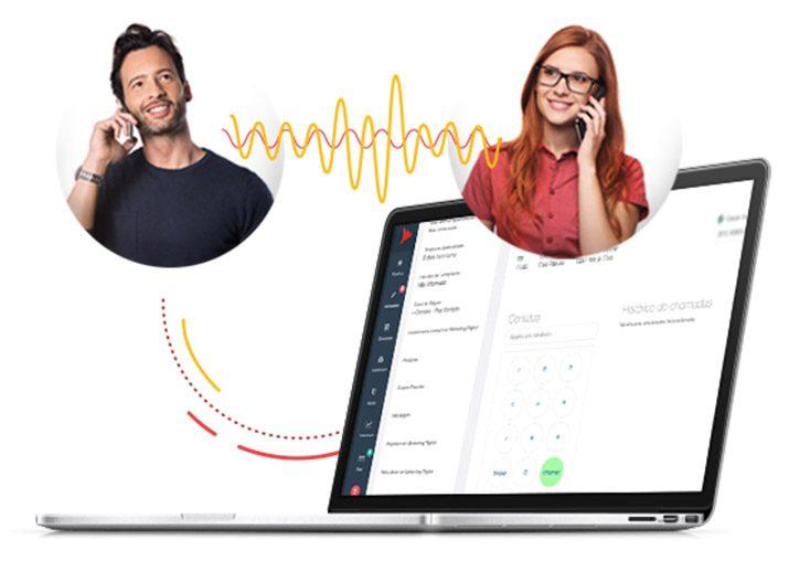Ligações VoIP | PipeRun