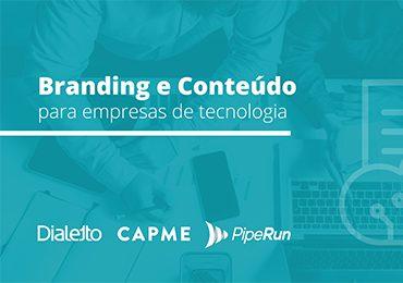 Branding e conteúdo para empresas de tecnologia