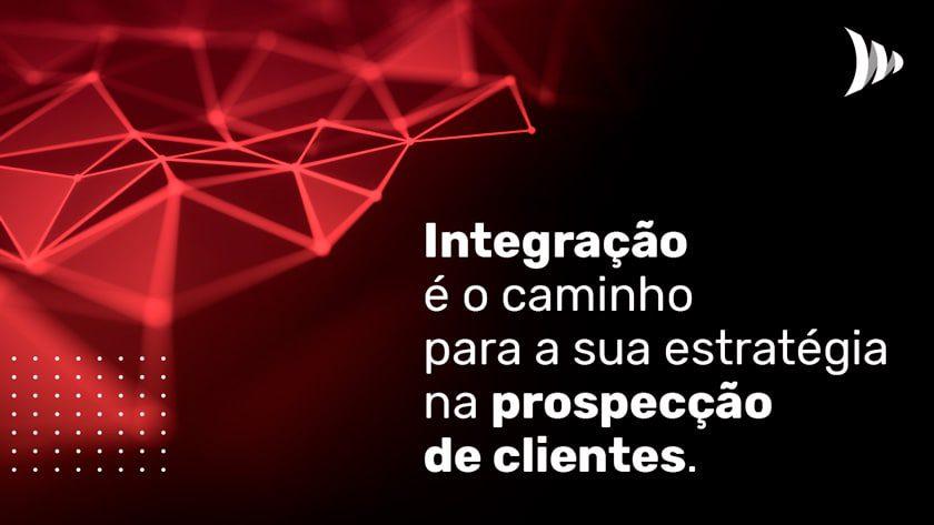 Integração para prospecção de clientes