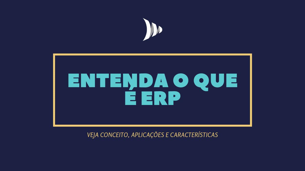 Conceito: o que é ERP?