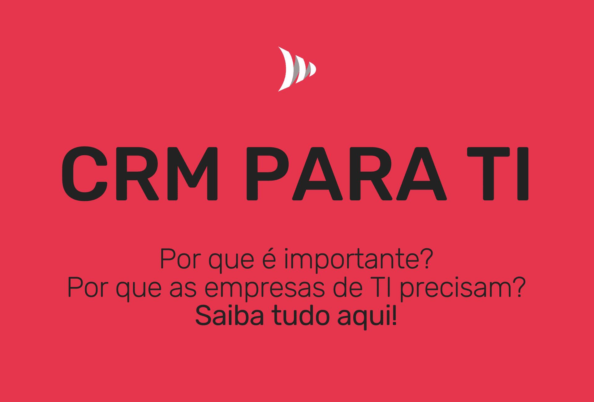 CRM para empresas de TI