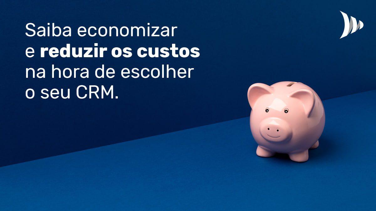 CRM para pequenas empresas: os custos importam