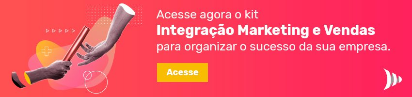 Kit Integração Marketing e Vendas