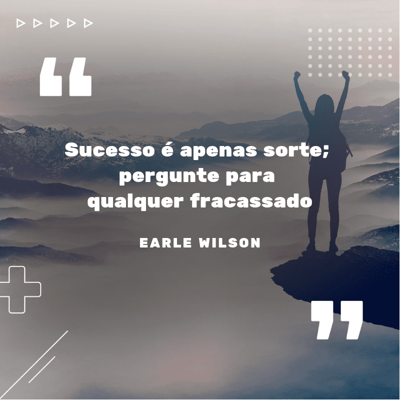 frases de sucesso