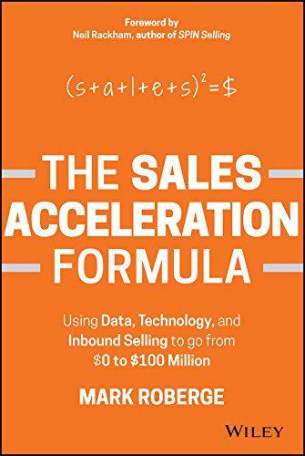 Dicas de livros de vendas: Sales Acceleration Formula