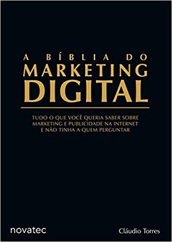 Livro A Bíblia do Marketing Digital