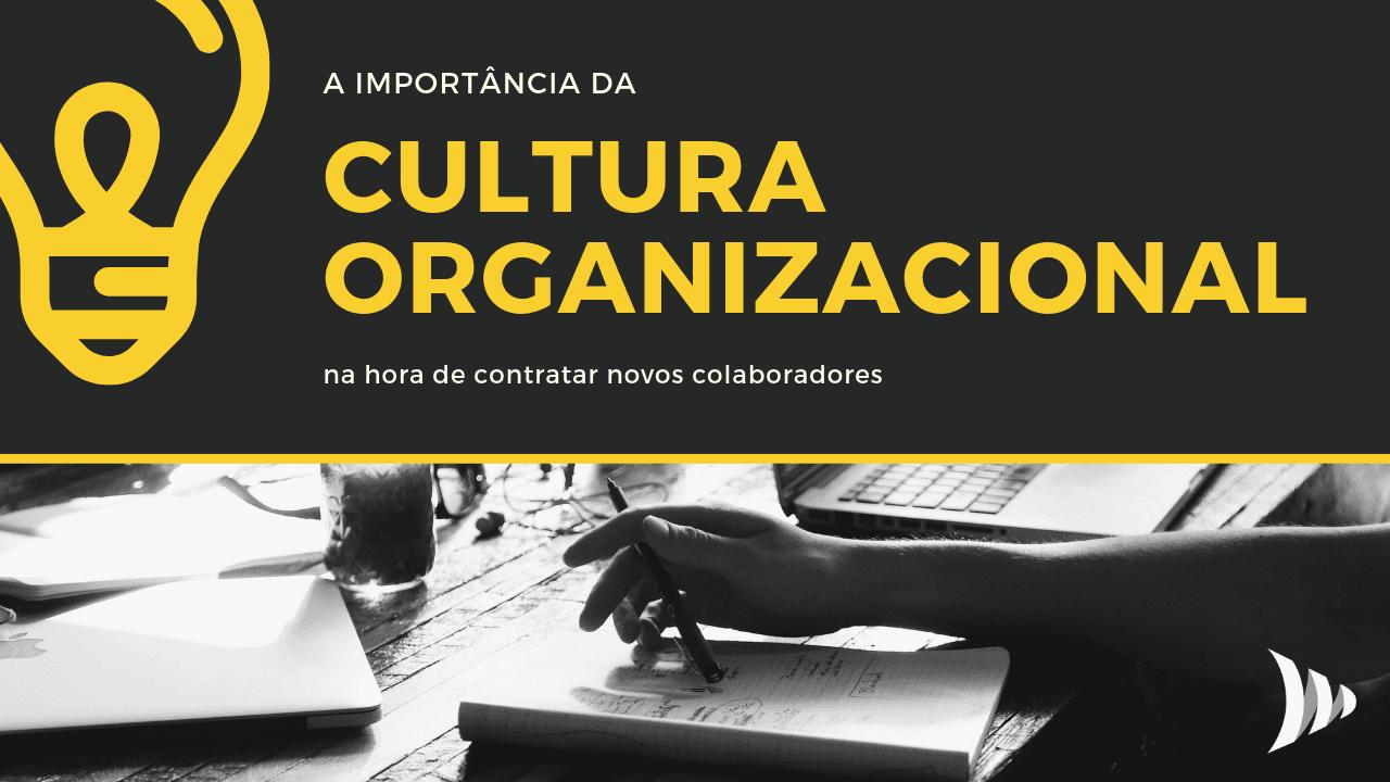 cultura organizacional para contratar