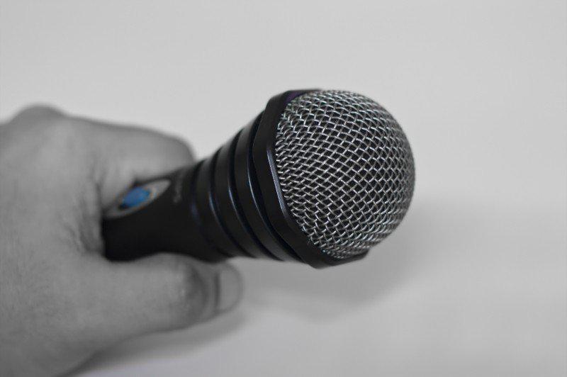 Rapport é saber moderar a voz!
