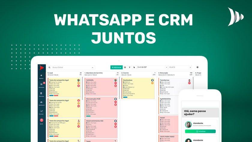 Whatsapp e CRM nas vendas