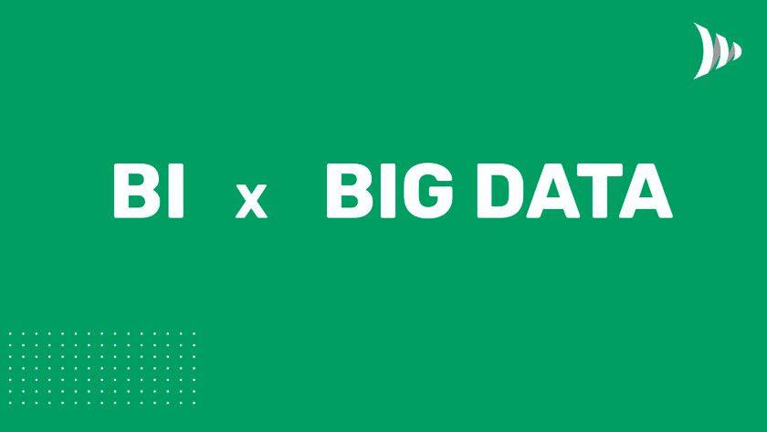 Diferenças entre business intelligence e big data