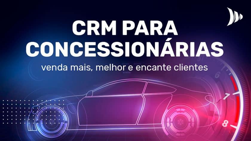 CRM para concessionárias