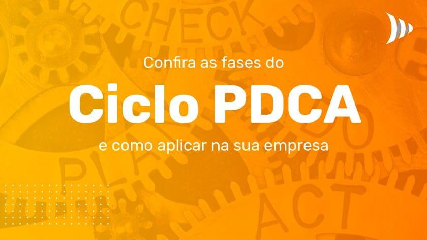 Fases do ciclo PDCA