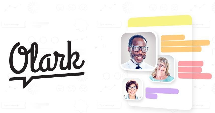 Olark, chat online