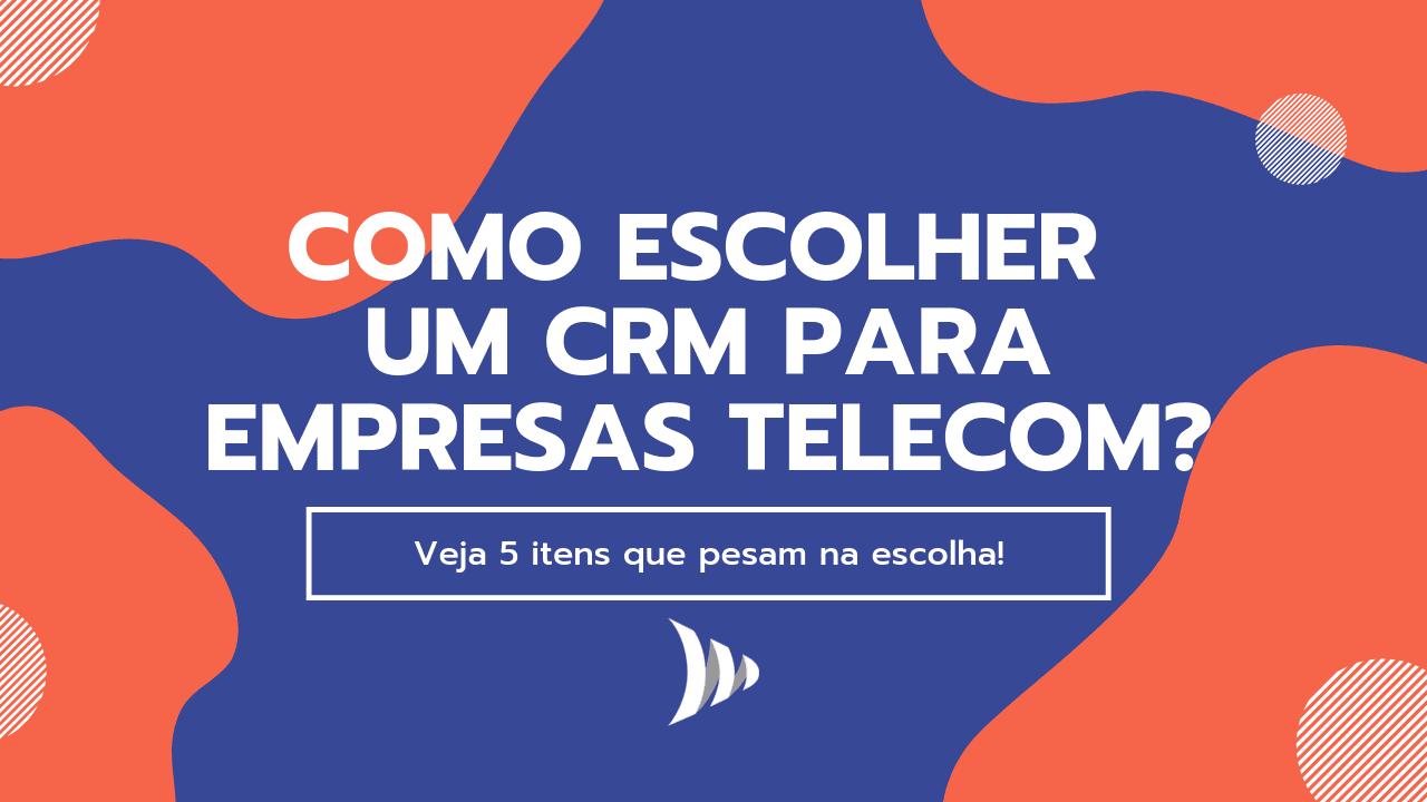 CRM para empresas de telecom
