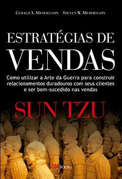 Estratégias de Vendas - Sun Tzu: livros de vendas