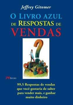 O Livro Azul de Respostas de Vendas, livros de vendas