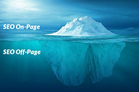 SEO On-page X SEO Off-page