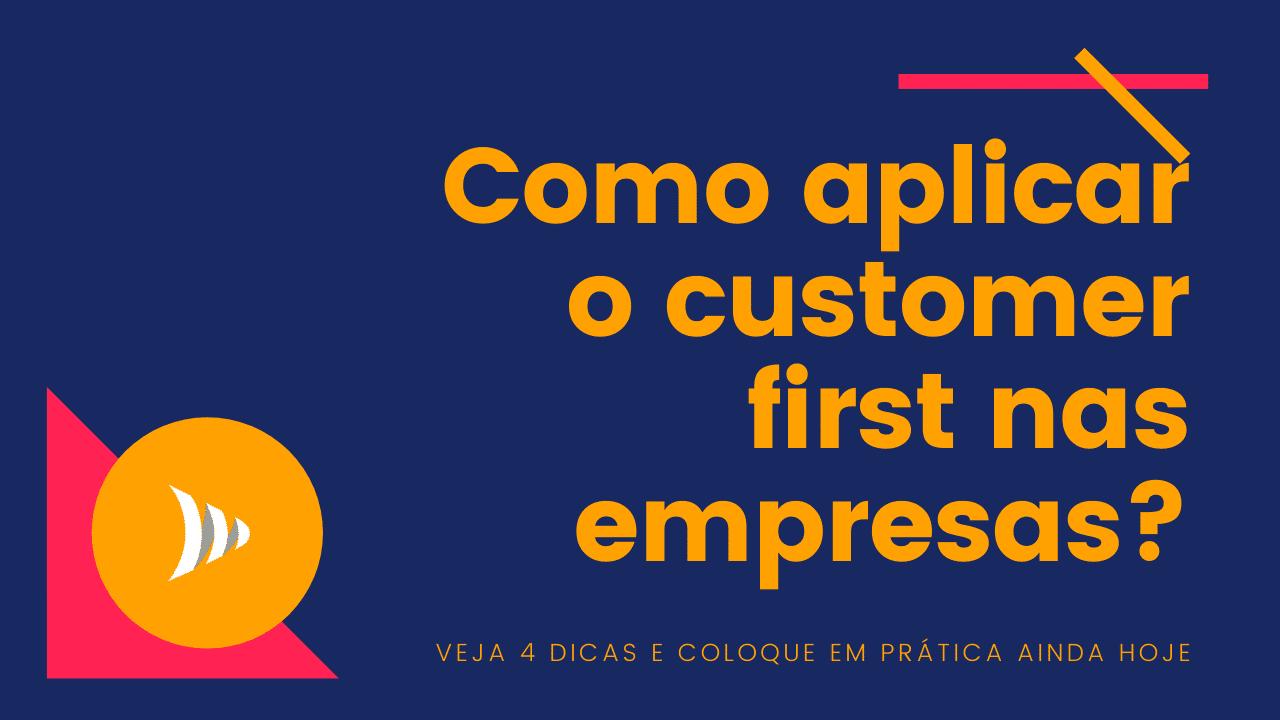 Customer First