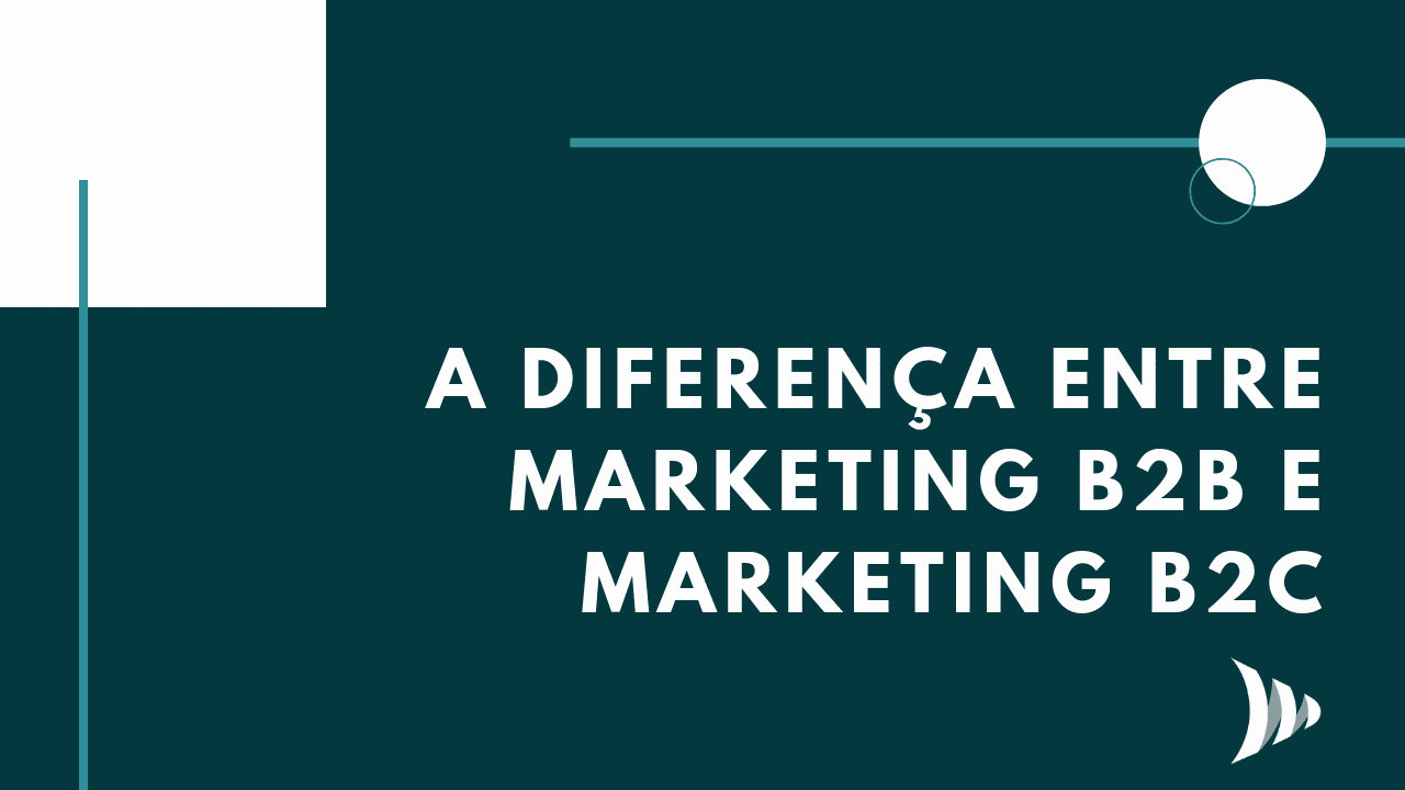 markeing b2b e marketing b2c
