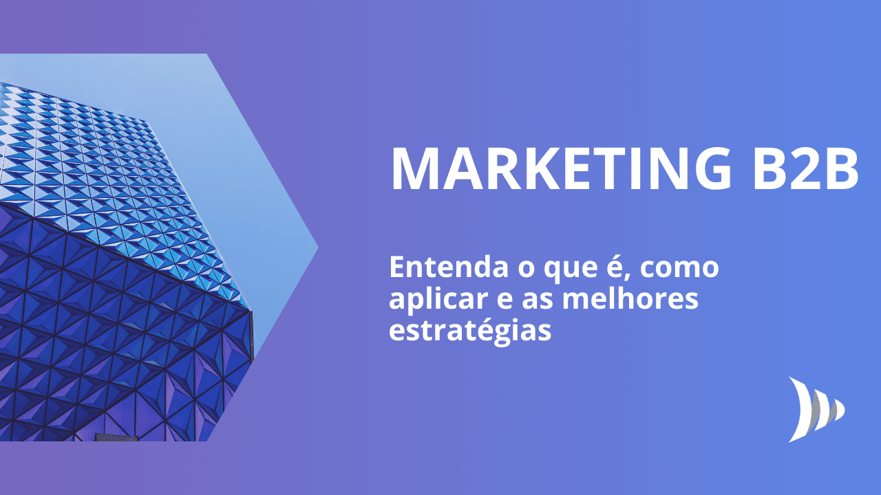 O que é marketing b2b?