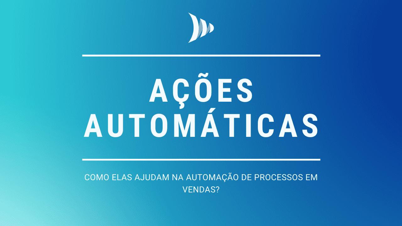 Automação de processos em vendas