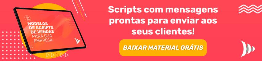 script de mensagem para clientes no whatsapp