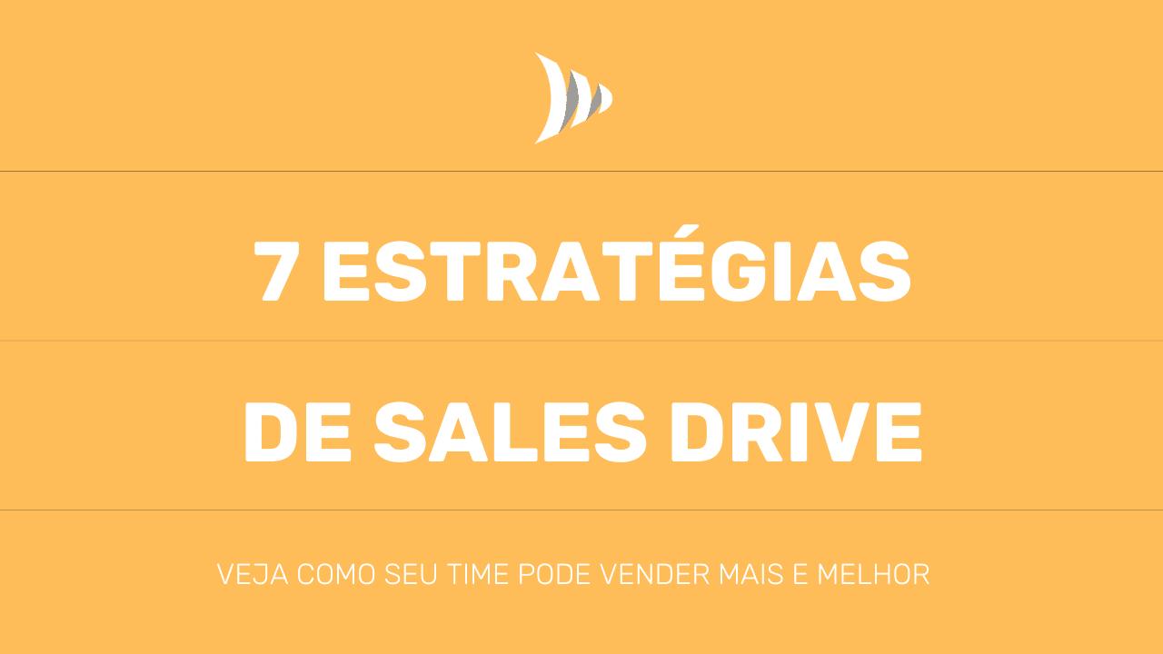 Sales Drive