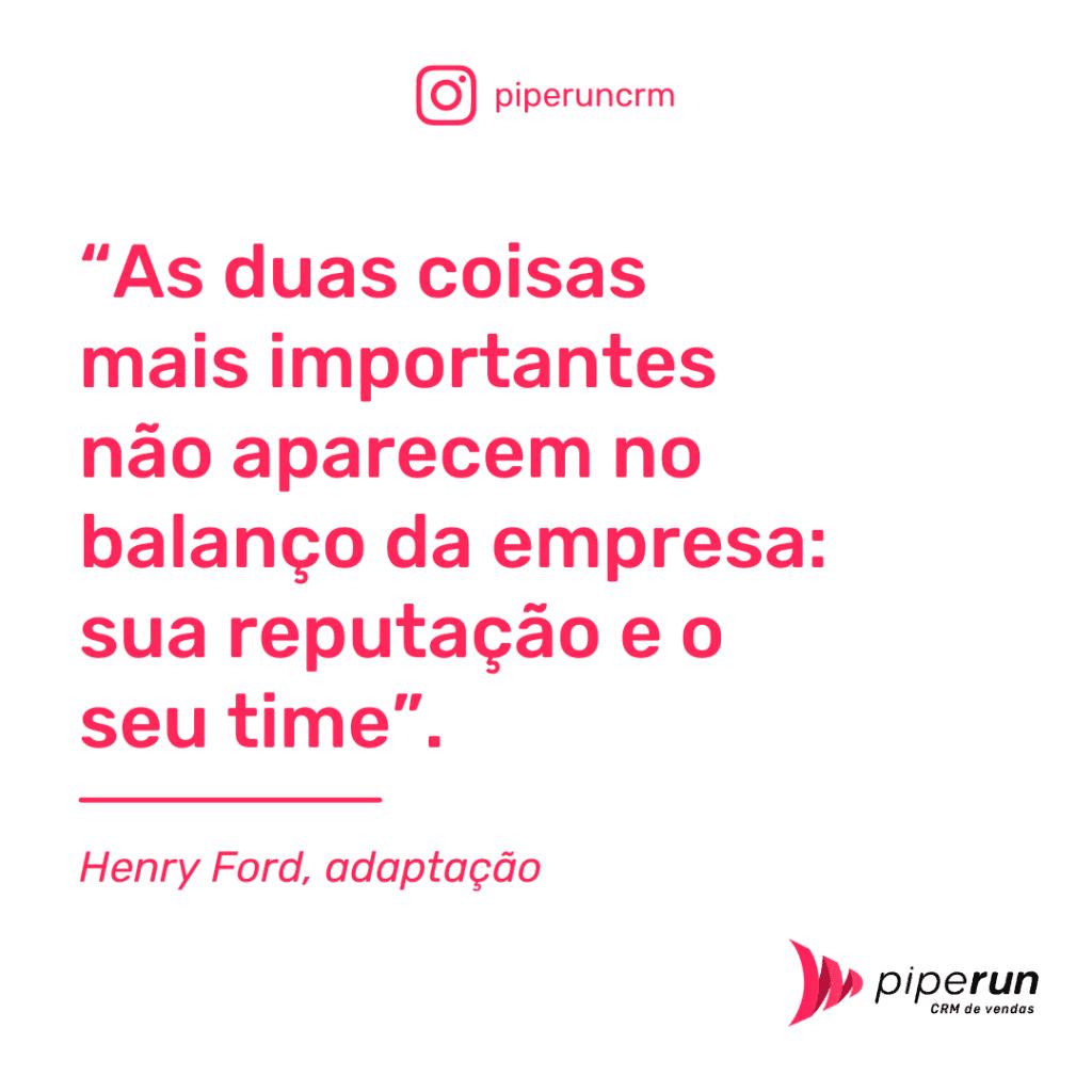 Frases de motivacao para equipe de vendas: Henry Ford