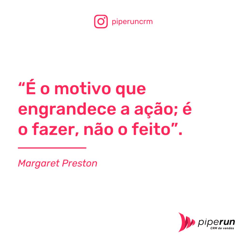 Frase motivar vendedor: Margaret Preston