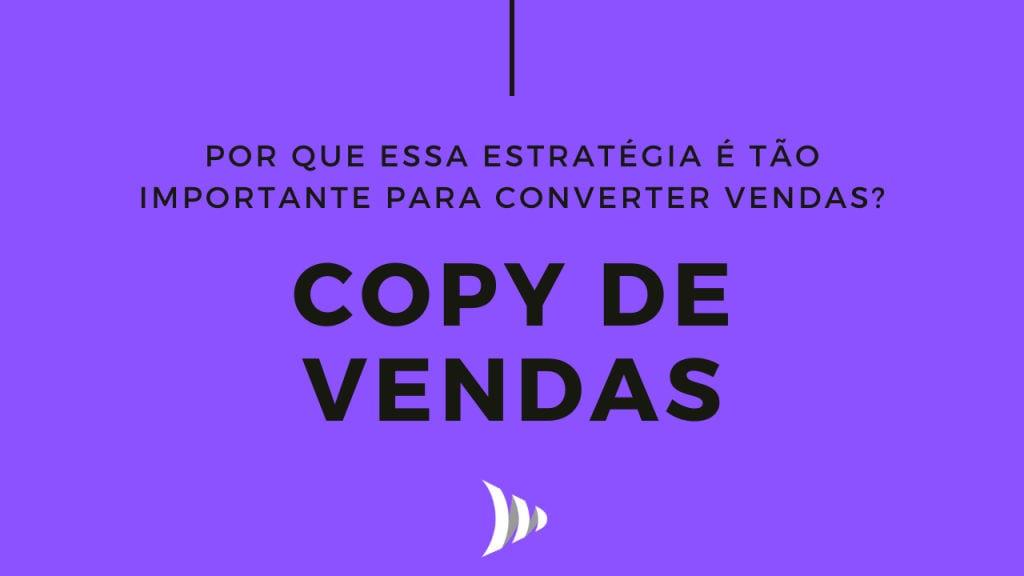 Benefícios Copy de vendas
