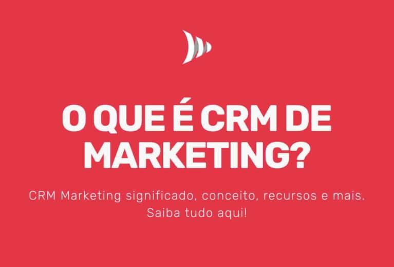 CRM Marketing Significado