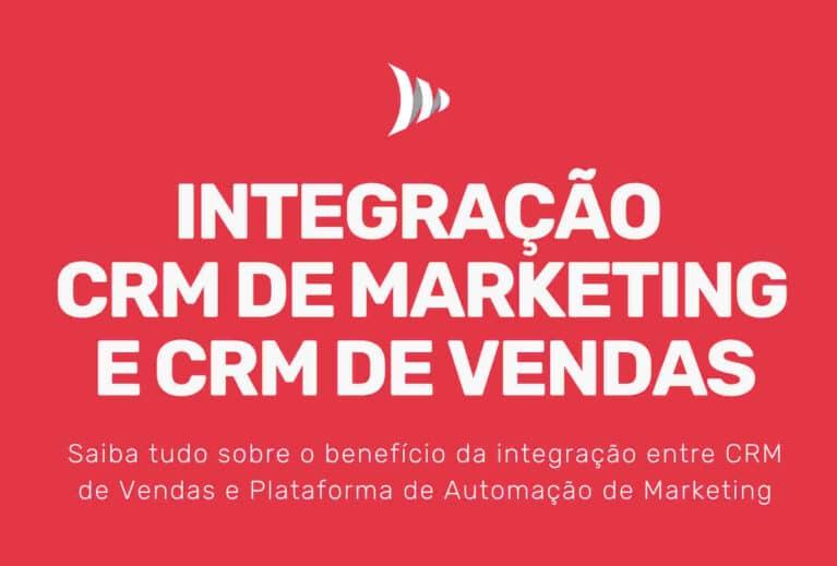 CRM de Marketing CRM de Vendas