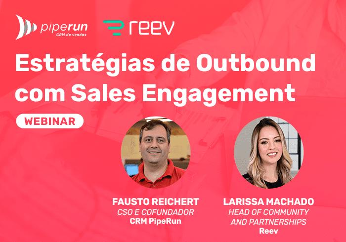 Estratégias de Outbound com Sales Engagement